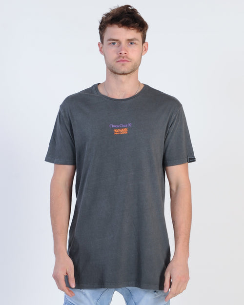 St. Goliath Franco Tee - Washed Black