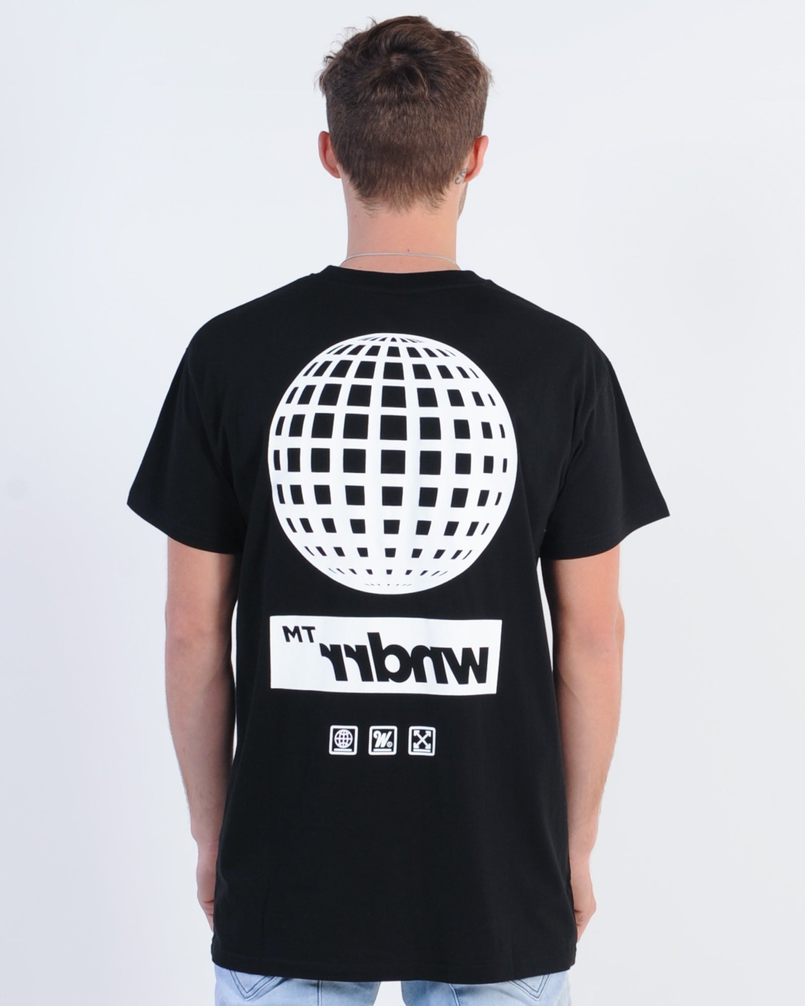 Wndrr Original Custom Fit Tee - Black