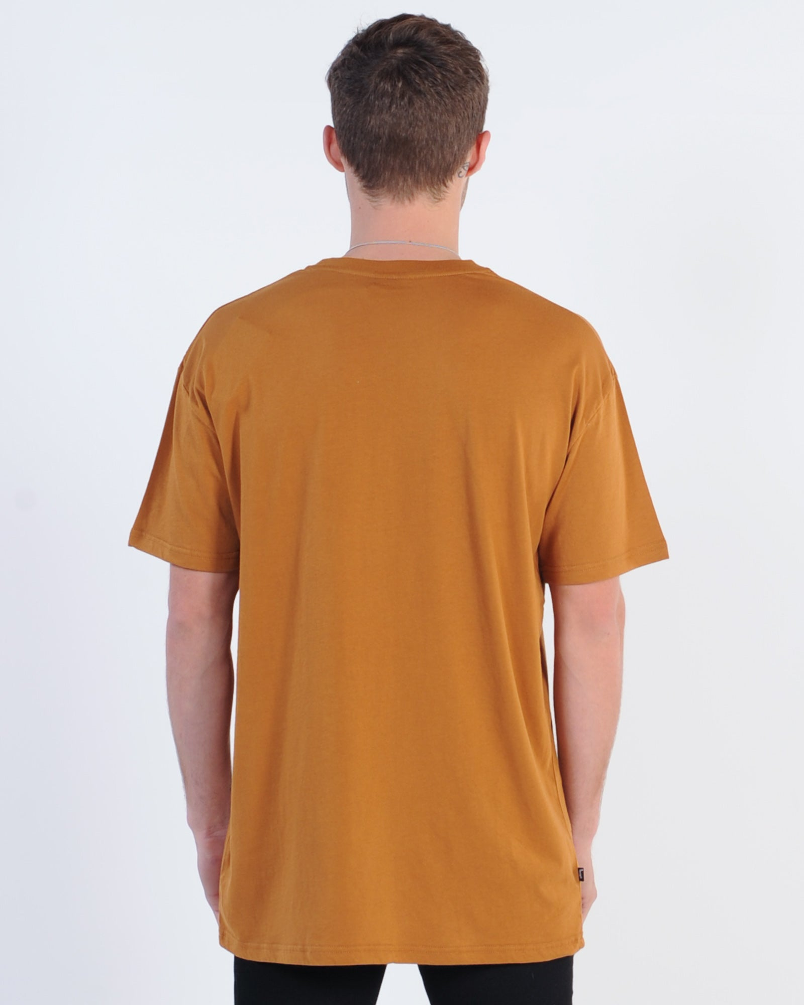 Stussy Burly Threads Tee - Tan