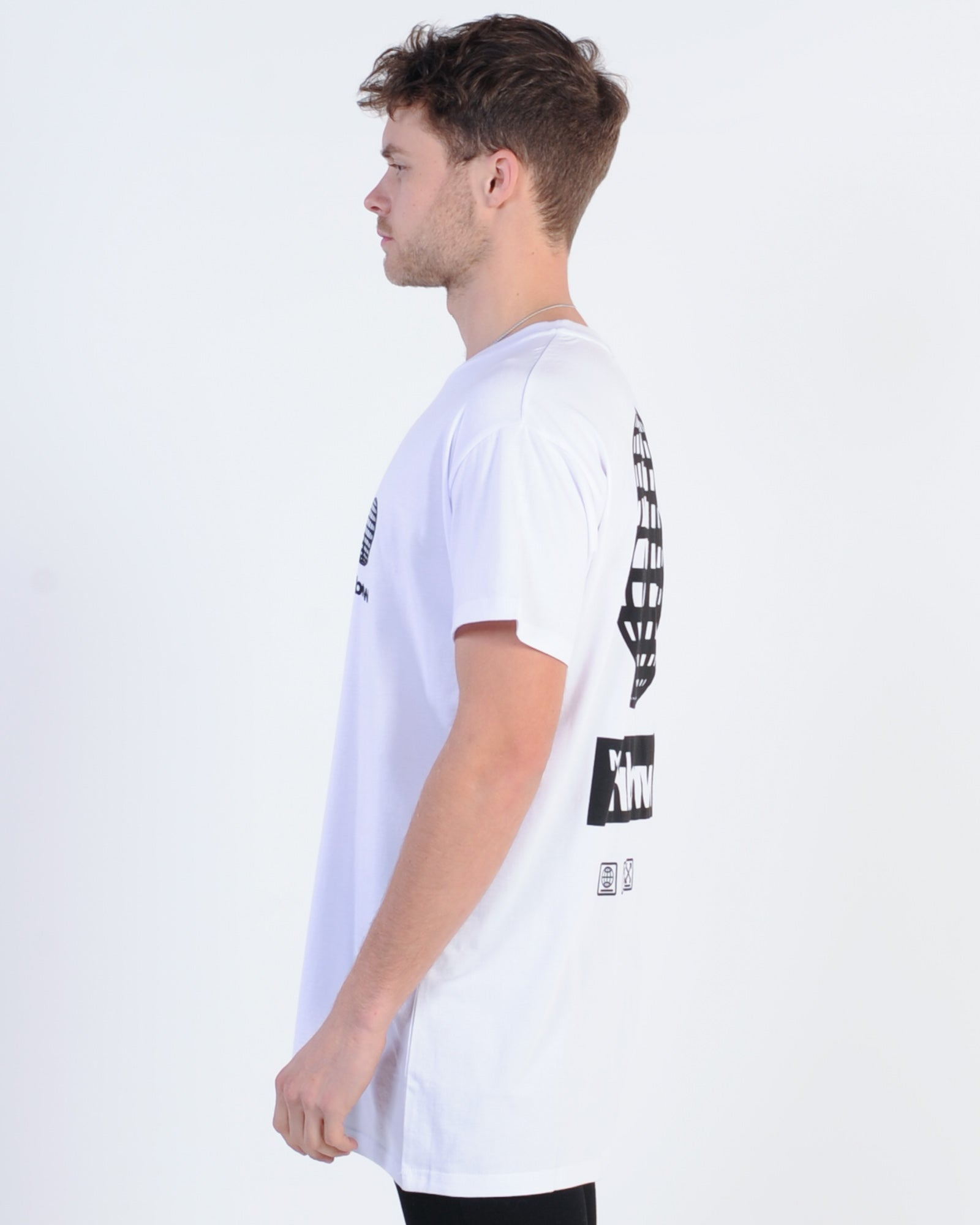 Wndrr Original Custom Fit Tee - White