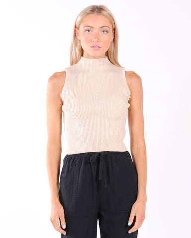 Maddie Halter Neck Top - Multi