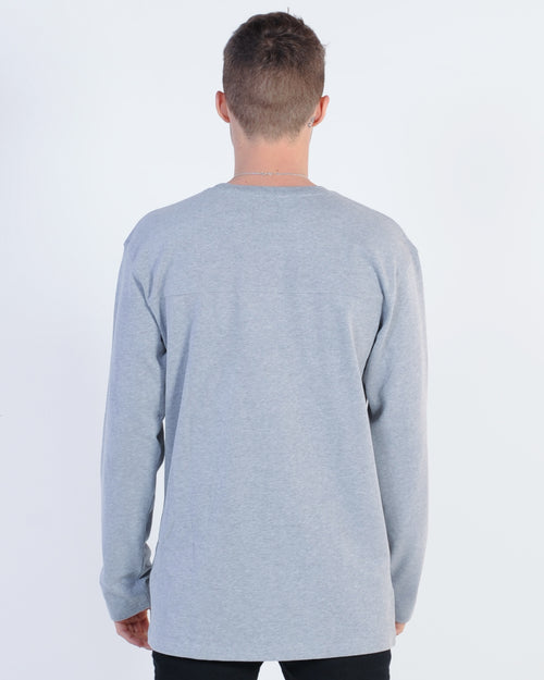 St. Goliath Equation Crew Sweat - Grey Marle