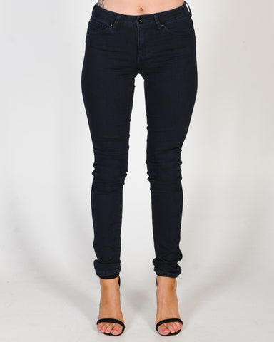 RIDERS OG BUMSTER SKINNY JEAN - ECLIPSE