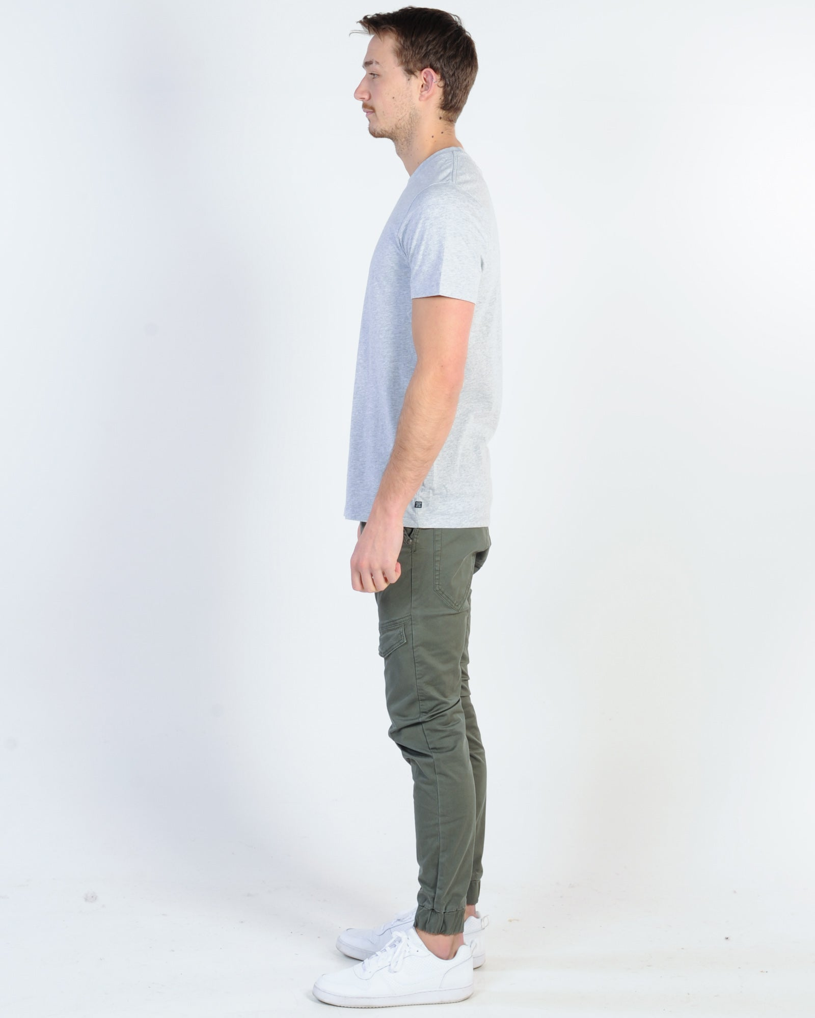 Nena & Pasadena Flight Pant - Apache Green
