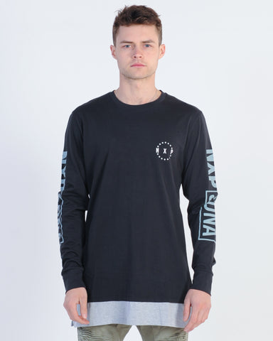 WNDRR LOYALTY CUSTOM FIT TEE - BLACK