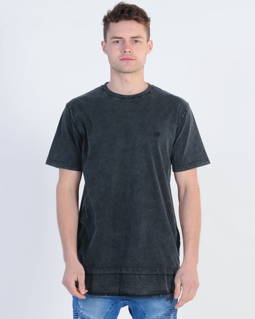 Nana Judy Windsor Tee - Acid Black
