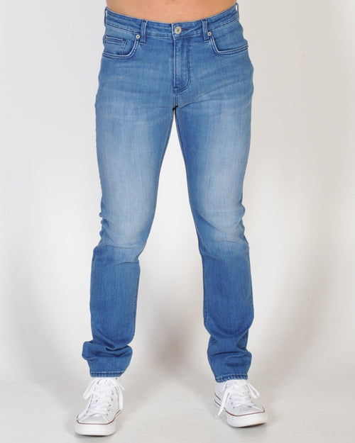 Riders Og R2 Slim & Narrow Jean - Cambridge Blue