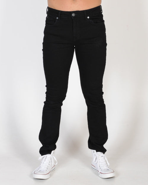 Riders Og R1 Skinny Stretch Jean - Black