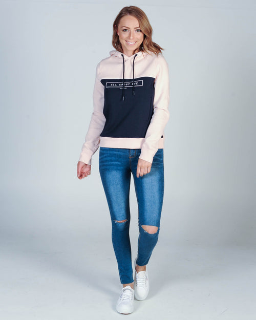 All About Eve Bailey Hoody - Pink