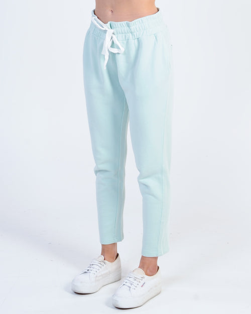 Nude Lucy Charlie Washed Trackpant - Mint