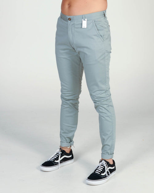 Industrie Cuba Chino Pant - Thyme