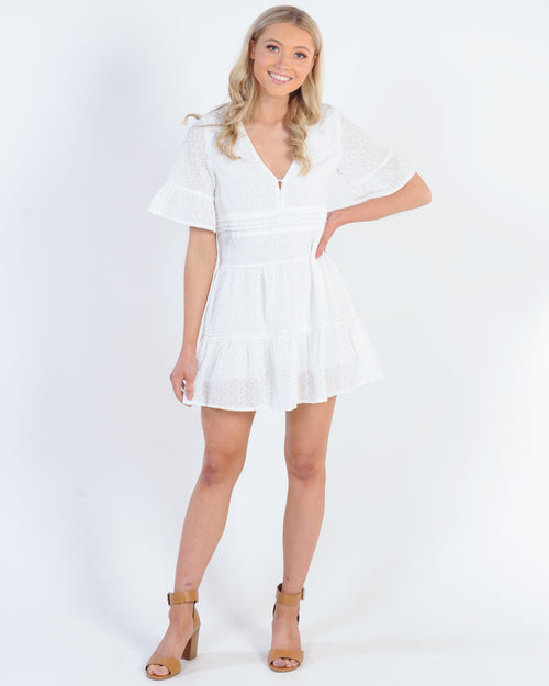 Margarita Dress - White