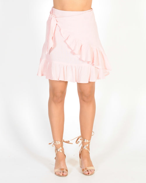 MARLEY SKIRT - PINK