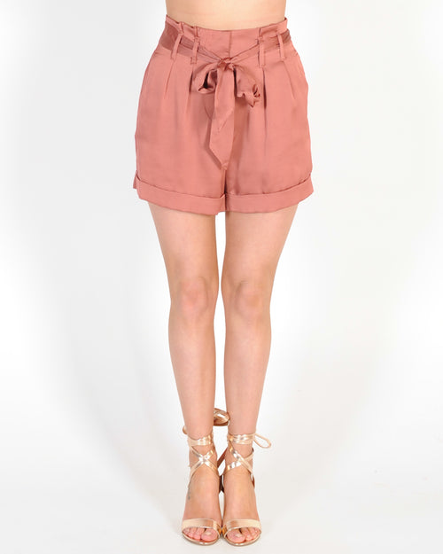 THE FIFTH LABEL LOLA SHORT - CINNAMON