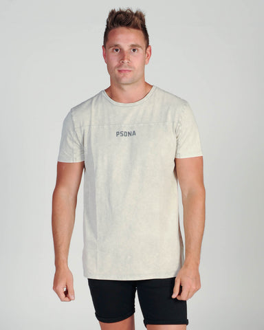 Nena & Pasadena Integrity Tall Tee - White