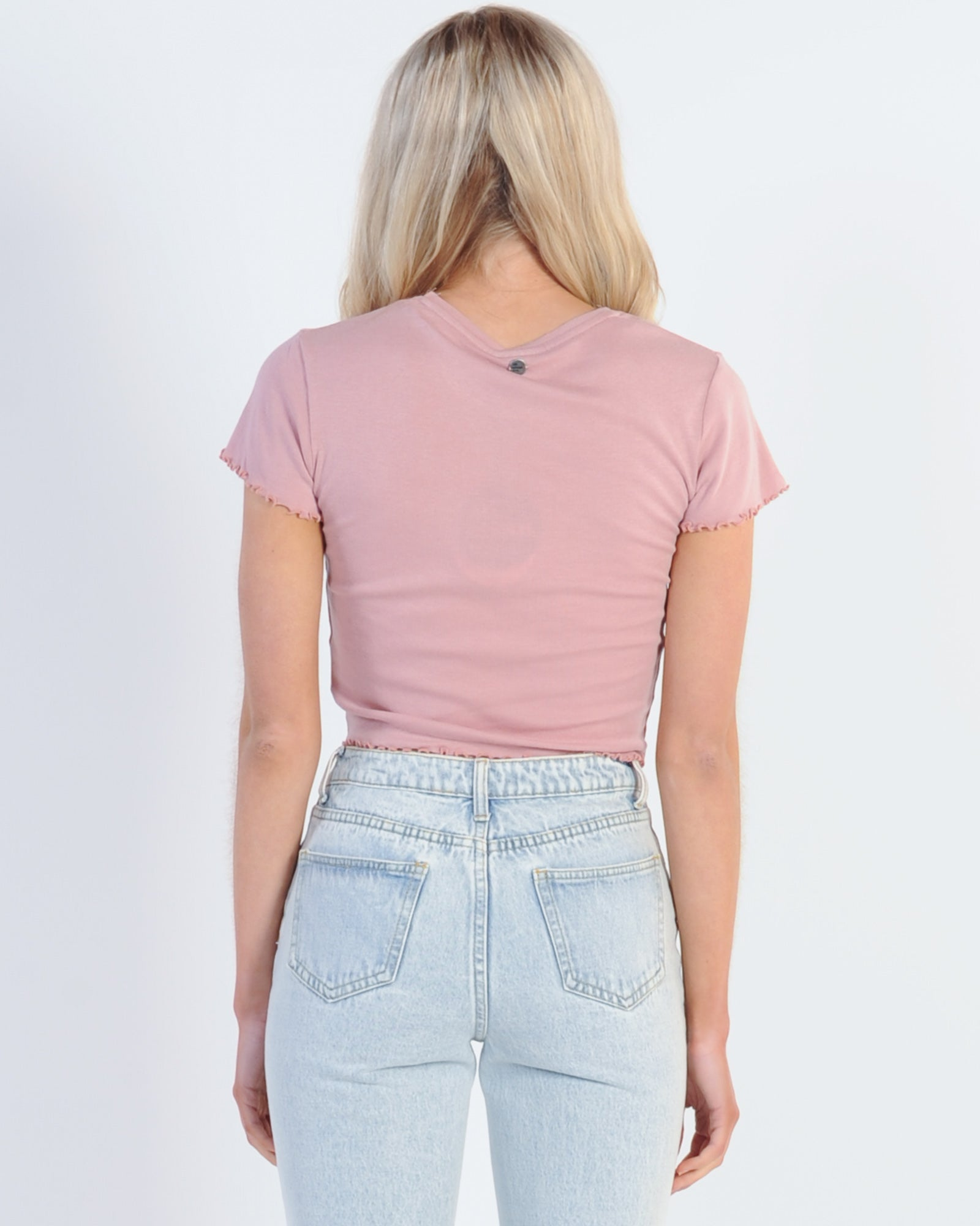 All About Eve Take You Away Tee - Pink