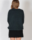STATEMENT MADE KNIT - TEAL