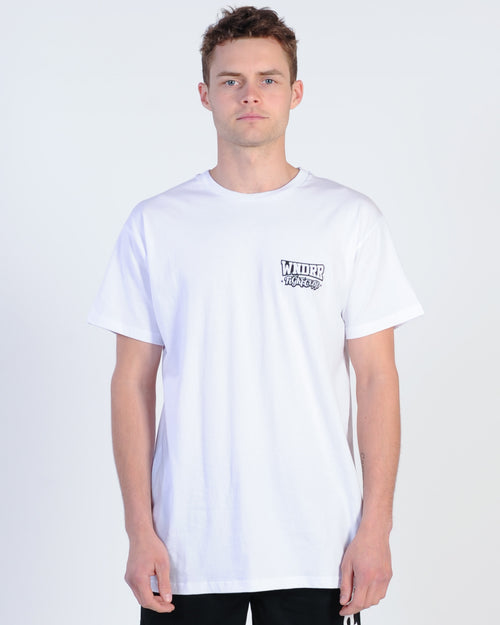 Wndrr Strike Custom Fit Tee - White