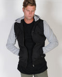 ST. GOLIATH NEED JACKET - BLACK