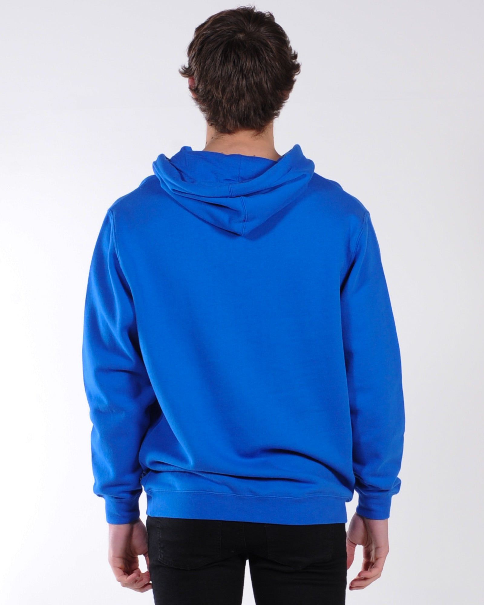 Wndrr American Saga Hood Sweat - Royal Blue