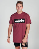 WNDRR WAVEY MUSCLE TOP - BLACK