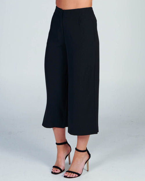 Make A Statement Pant - Black