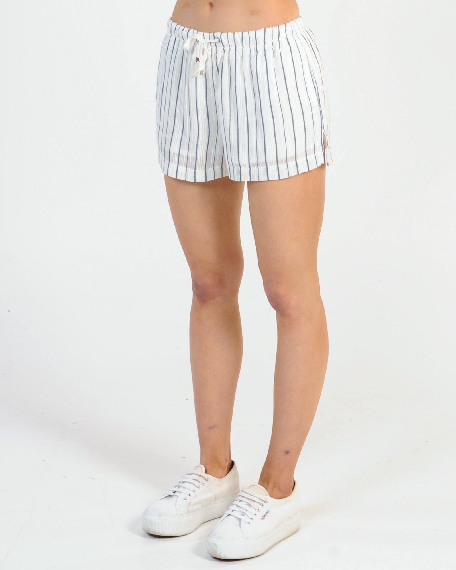 ALL ABOUT EVE IVORY SHORT - KHAKI