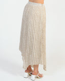 ALL ABOUT EVE GLIDER KNIT - CREAM