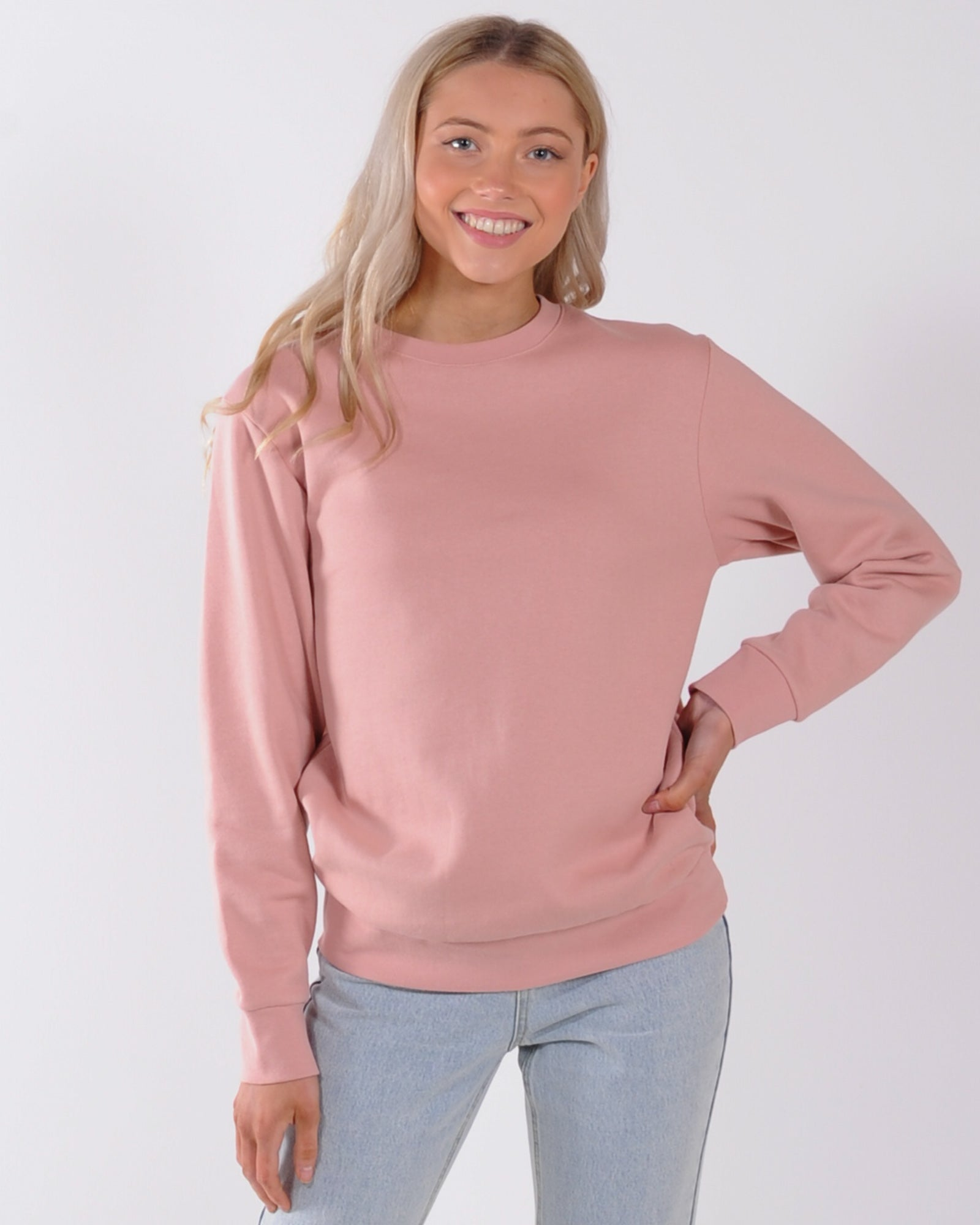 All About Eve Wanted Crew Sweat - Pink