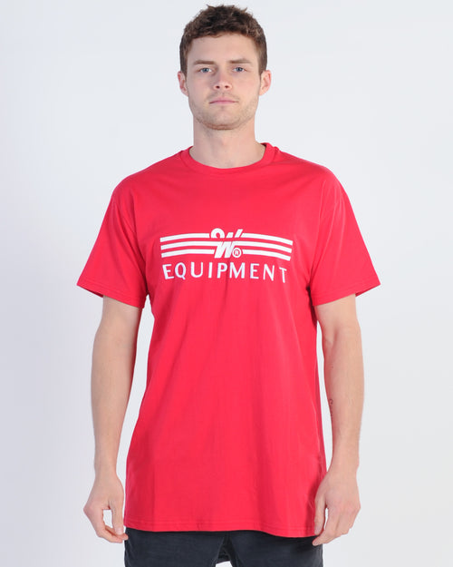 Wndrr Billet Custom Fit Tee - Red