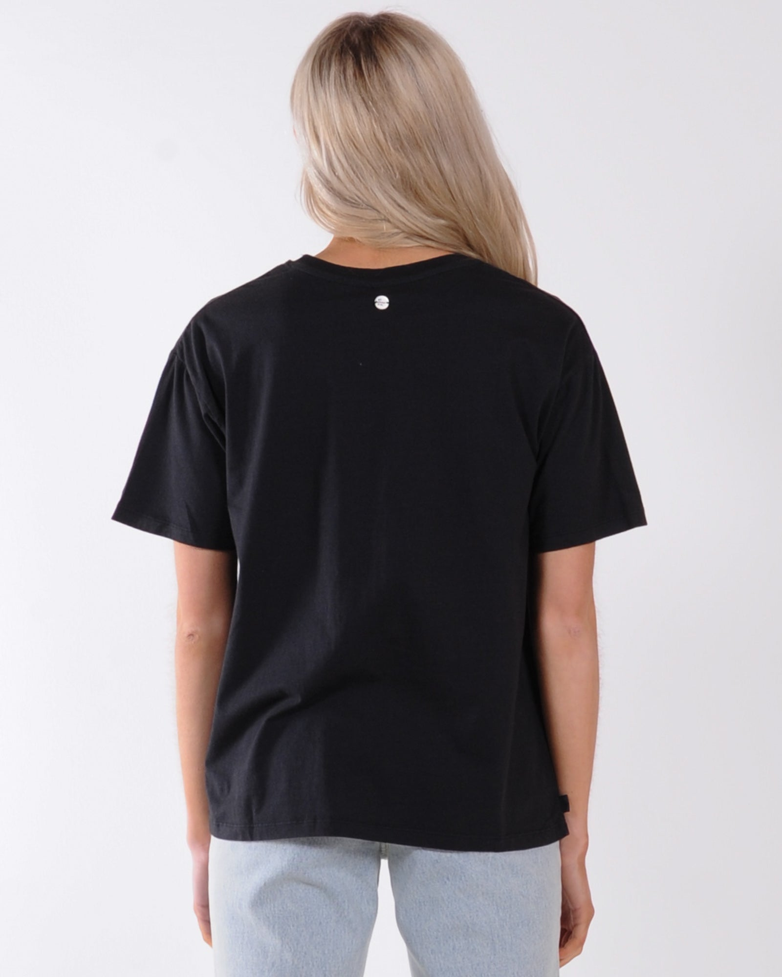 All About Eve Raise Hell Tee - Washed Black