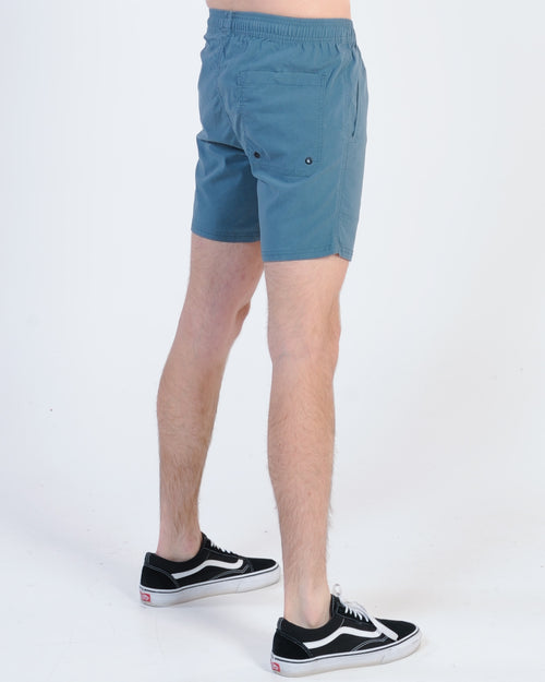 Silent Theory Dos Short - Forest Green