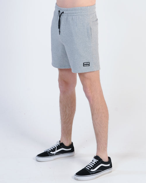 St. Goliath Rec Fleece Short - Grey Marle
