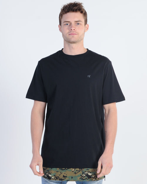 Nana Judy Windsor Tee - Black