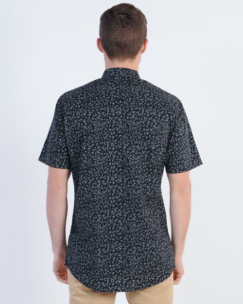 St. Goliath Wild Rice S/S Shirt - Black