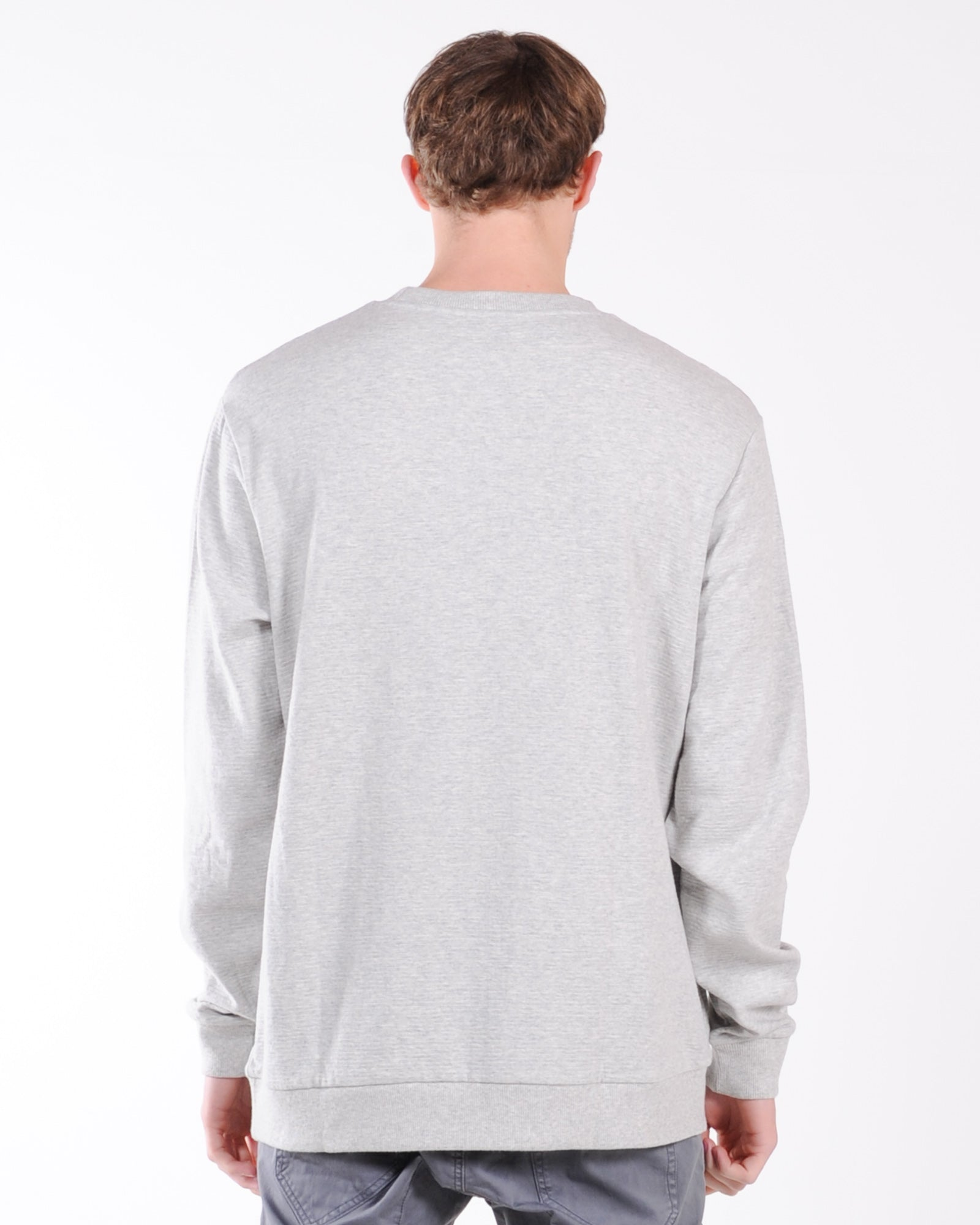 St Goliath Immediate Crew - Grey Marle