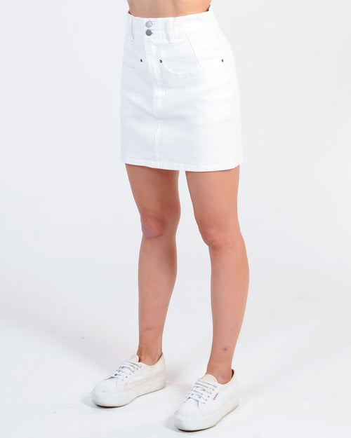 The Fifth Label Profile Skirt - Ivory