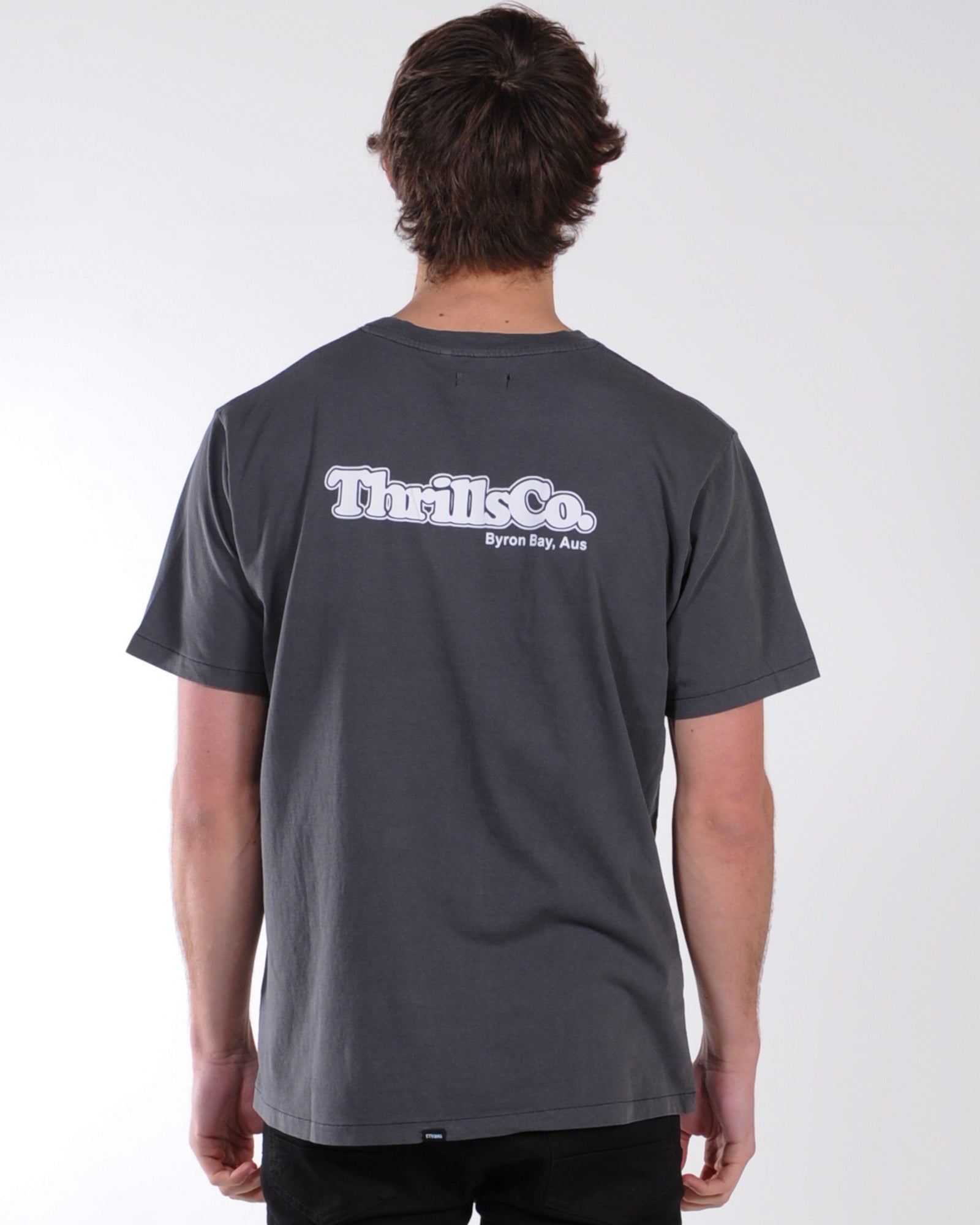 Thrills Howled Merch Tee - Black
