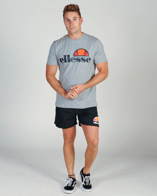Ellesse Nadi Short - Anthracite Black