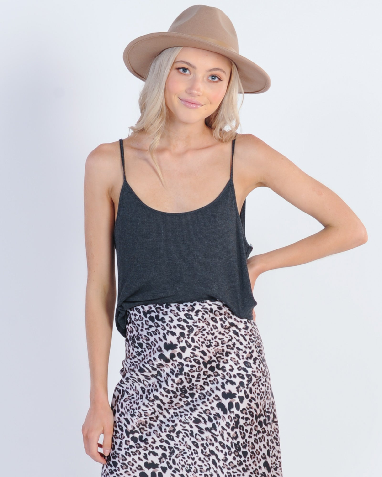All About Eve Keira Tank - Black