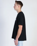 AFENDS FUTURE BANDCUT TEE - NATURAL