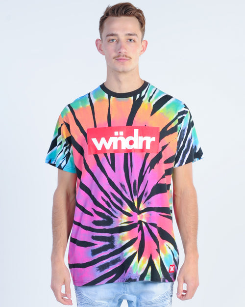 Wndrr Cole Coloured Tee - Multi