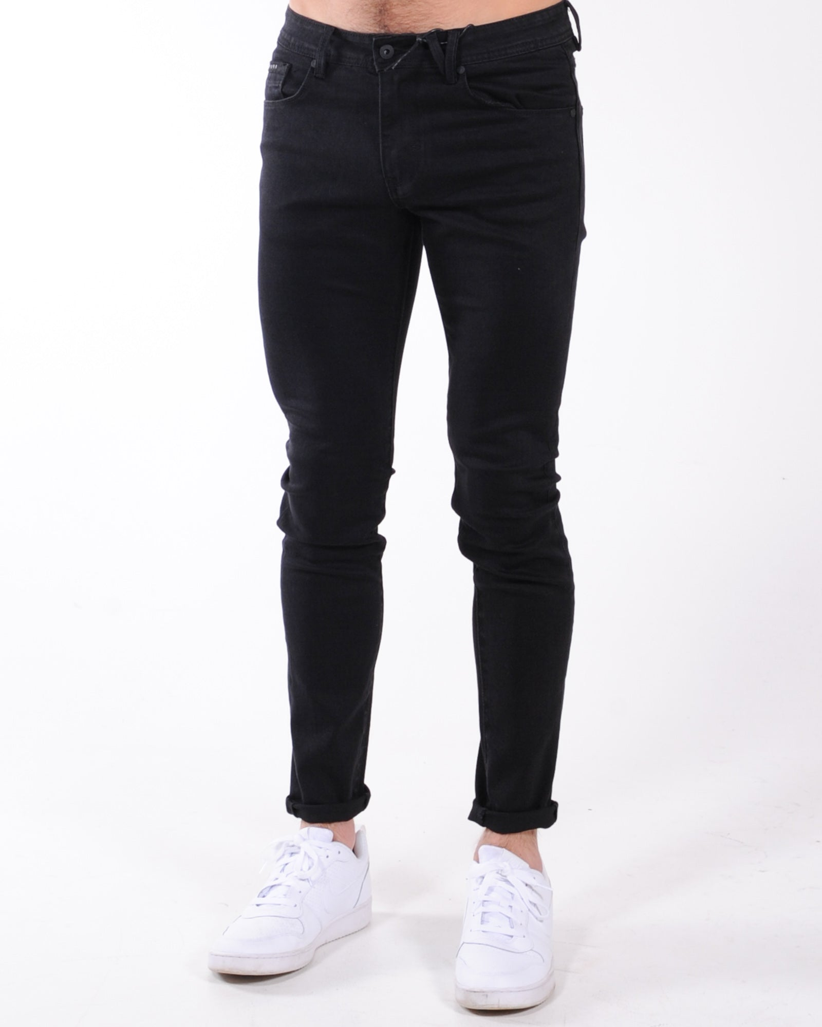 Wndrr Rumour Slim Fit Jean - Black