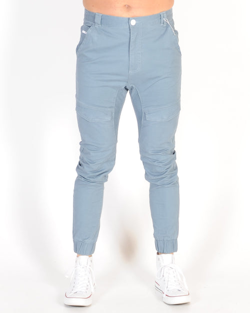 NENA & PASADENA FLIGHT PANT - GOBLIN BLUE