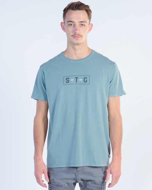 St. Goliath Liberty Tee - Green