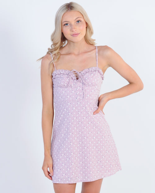 Close To You Dress - Mauve