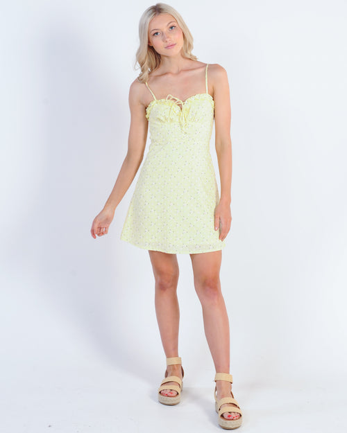 Close To You Dress - Yellow
