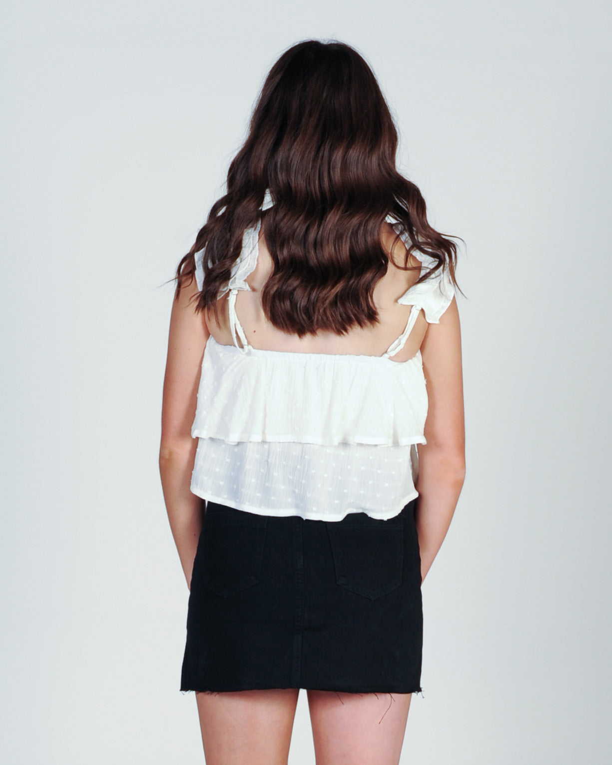 Summer Time Top - White