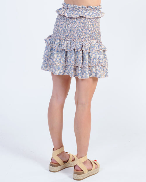 Perfect Match Skirt - Blush