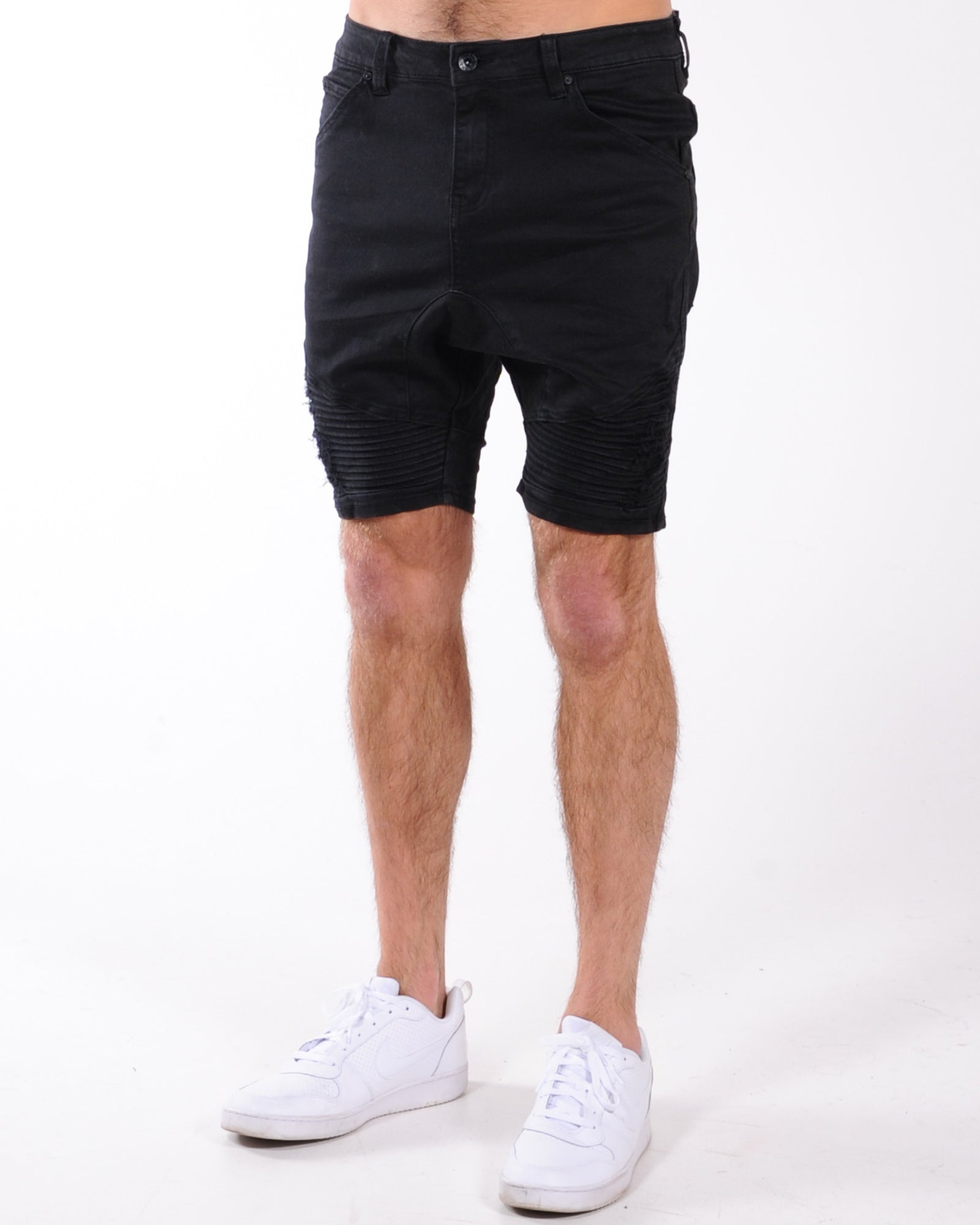 Silent Theory Outlaw Short - Washed Black